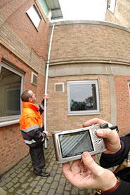 Gutter Camera Survey System